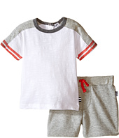 Splendid Littles - Short Sleeve Tee with Shorts Set (Infant)