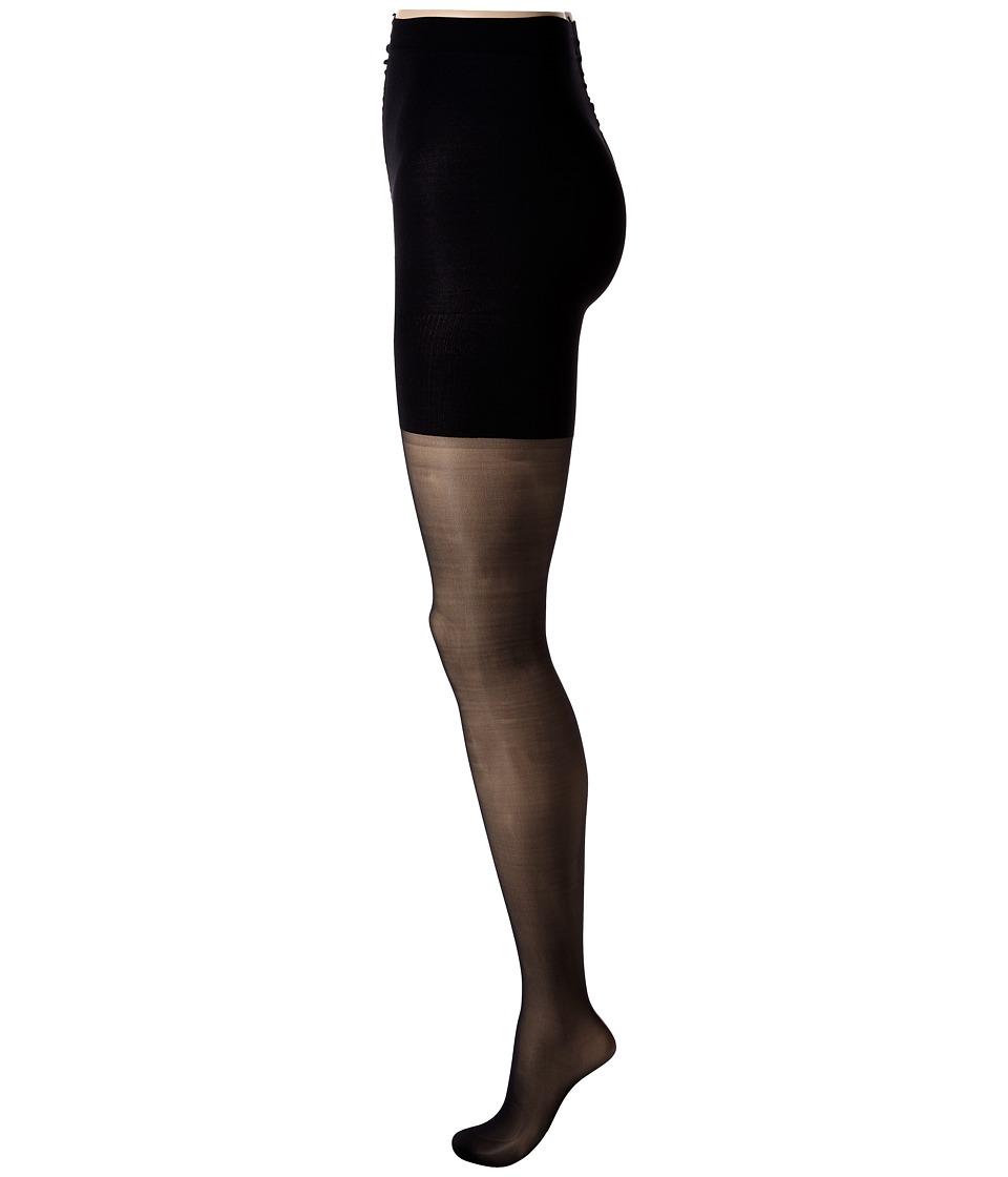 Spanx Basic Sheers Luxe Leg Sheers Very Black Hose