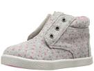 TOMS Kids Paseo High Sneaker (Infant/Toddler/Little Kid)