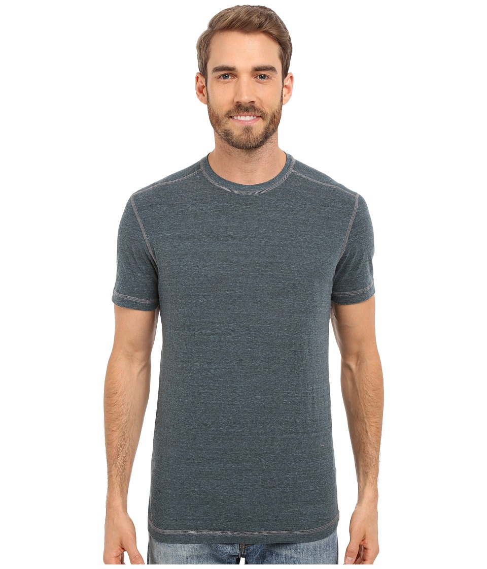 Agave Denim Albion Short Sleeve Crew Citadel Mens Short Sleeve Pullover