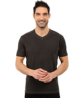 Agave Denim - Weber Short Sleeve V-Neck Antique