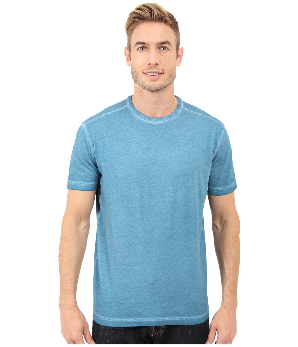 Agave Denim Jocko Short Sleeve Crew Neck Antique Citadel Mens Short Sleeve Pullover