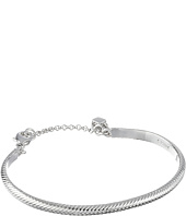 Cole Haan - Basket Weave Thin Cuff
