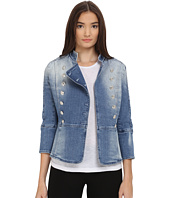 Pierre Balmain - Denim Embellished Jacket