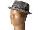 Bailey of Hollywood Mannes (Charcoal Multi)
