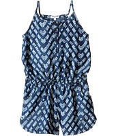 Splendid Littles - Printed Denim Romper (Little Kids)