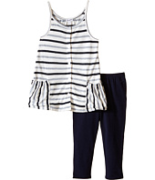 Splendid Littles - Striped Mesh Pants Set (Little Kids)
