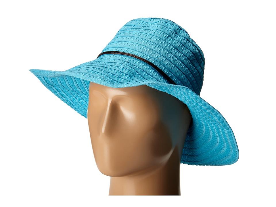 Betmar Coconut Ring Safari Maui Blue Safari Hats