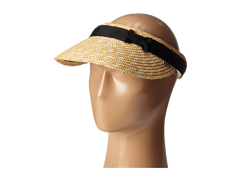 Betmar Dunewood Visor - Natural/Black