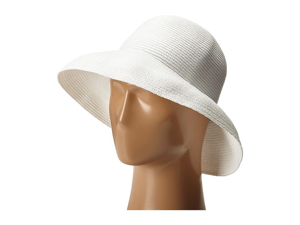Betmar Classic Roll Up White Caps