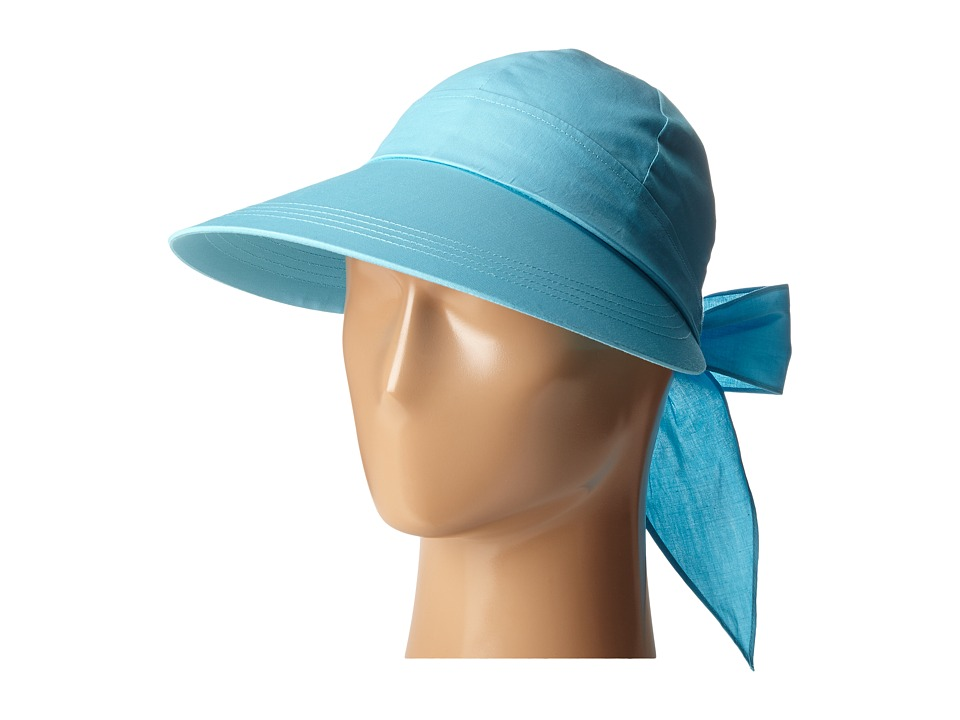 Betmar Face Framer Maui Blue Caps