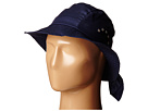 Betmar Knotted Cloche (Navy)