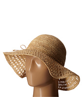 Karen Kane - Raffia Straw Packable Floppy