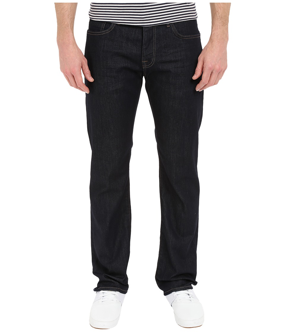 Mavi Jeans - Zach Classic Straight Fit in Rinse Williamsburg (Rinse Williamsburg) Mens Jeans