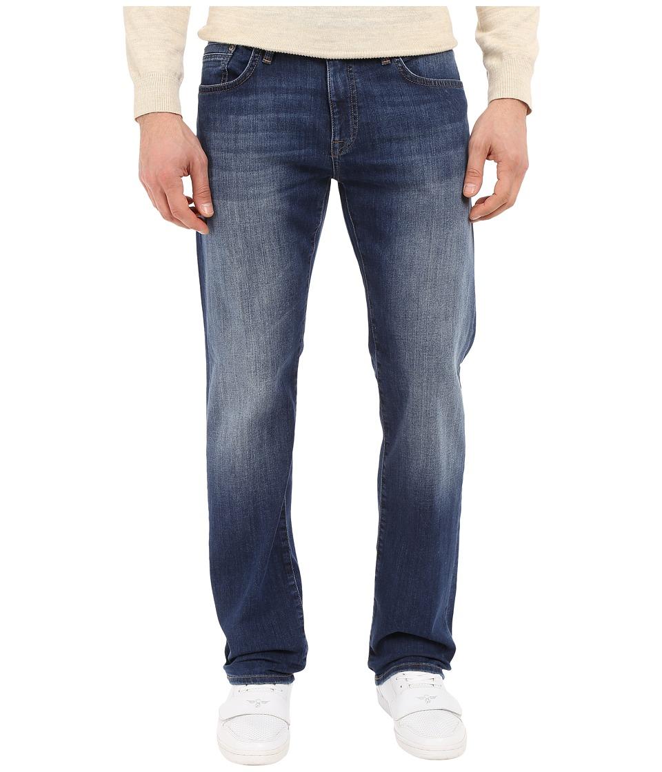 Mavi Jeans - Zach Classic Straight Fit in Indigo Used Williamsburg (Indigo Used Williamsburg) Men's Jeans