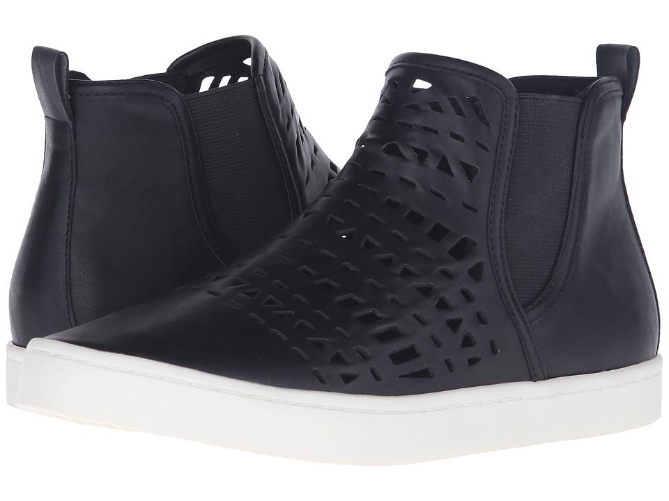 Report Arcetia Black Womens Slip on Shoes