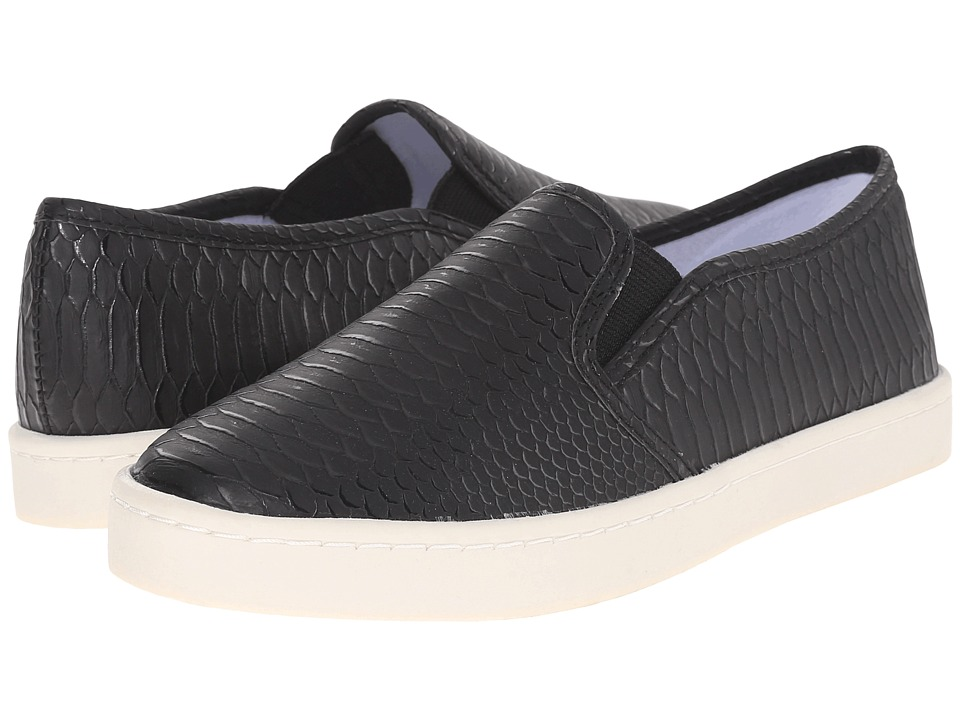 Report Arvey Black Exotic Womens Shoes