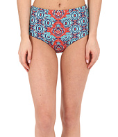SAHA - Juno High Waist Reversible Bikini Bottom