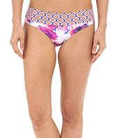 SAHA - Flora Large Waist Band Bikini Bottom