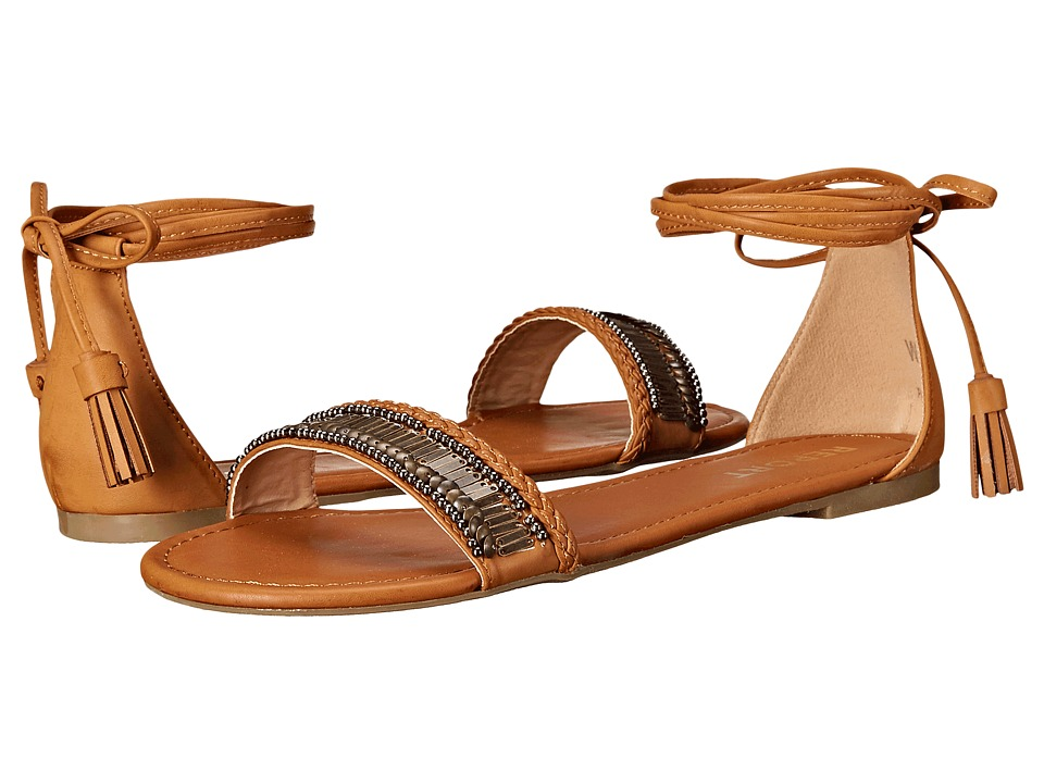 Report Greek Tan Womens Shoes