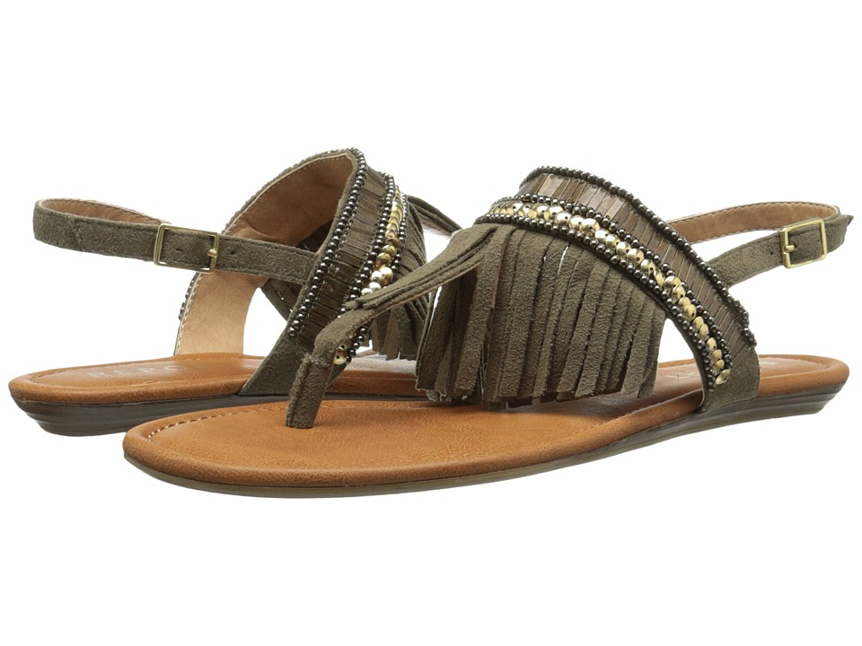 Report Laufer Olive Womens Sandals