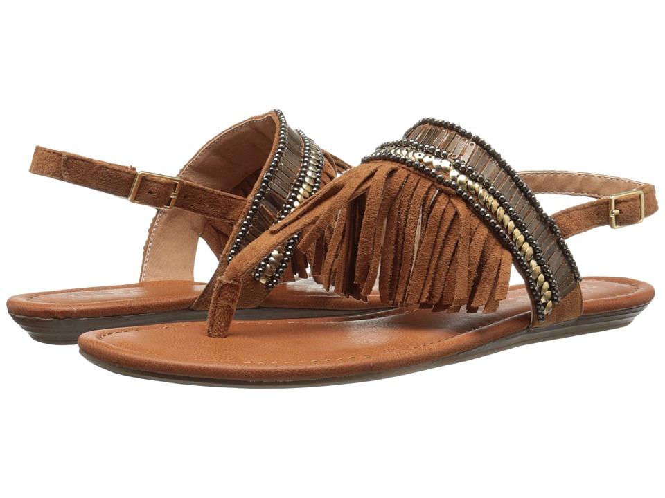 Report Laufer Tan Womens Sandals