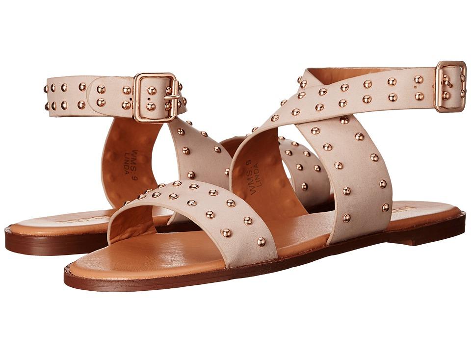 Report Linda Nude Womens Sandals