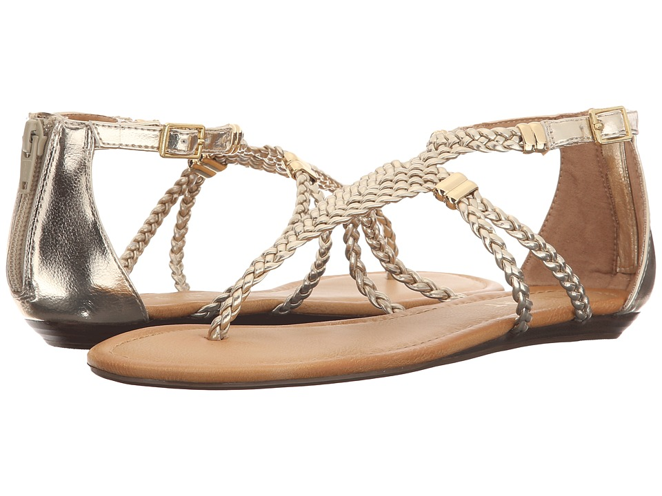 Report Lolla Gold Womens Sandals