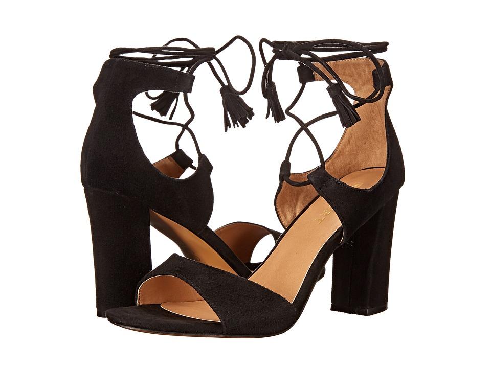 Report - Mariachi (Black) High Heels