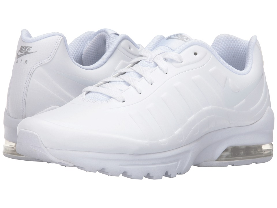 Nike - Air Max Invigor SL (White/White/Wolf Grey) Men