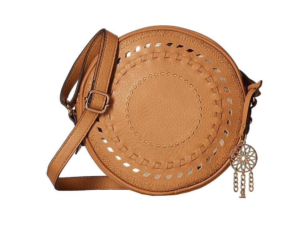 Jessica Simpson Gwen Crossbody Latte Cross Body Handbags