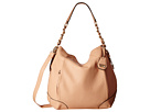 Jessica Simpson Cindy Crossbody Hobo (Peach)