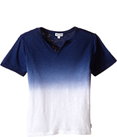 Splendid Littles - Short Sleeve Dip Dye Tee (Little Kids/Big Kids)