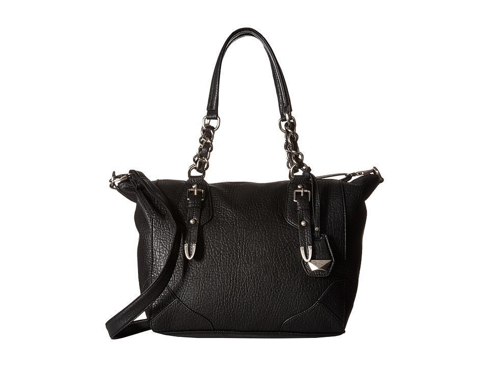 Jessica Simpson Cindy Crossbody Satchel Black Satchel Handbags