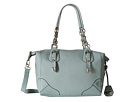 Jessica Simpson Cindy Crossbody Satchel (Seafoam)