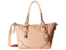 Jessica Simpson Cindy Crossbody Satchel (Peach)