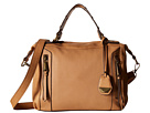 Jessica Simpson Kyle Crossbody Satchel (Latte)