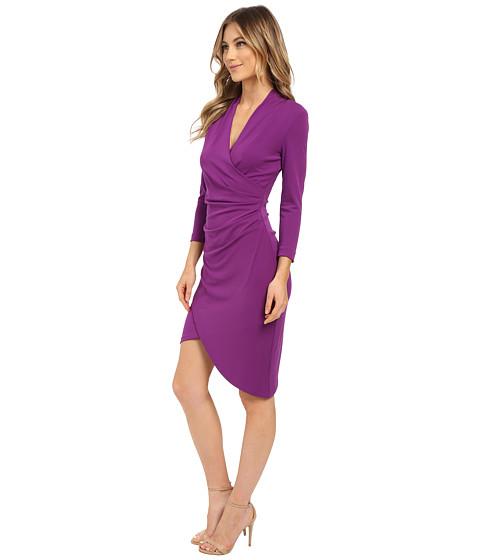 Nicole Miller Stefanie Long Sleeve Dress - Zappos.com Free ...