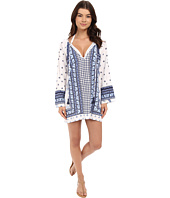 Tommy Bahama - Paisley Engineered Tunic Cover-Up