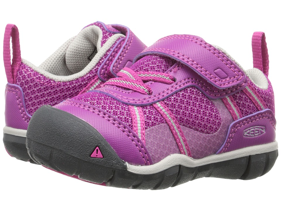 Keen Kids - Monica CNX (Toddler) (Purple Wine/Very Berry) Girls Shoes
