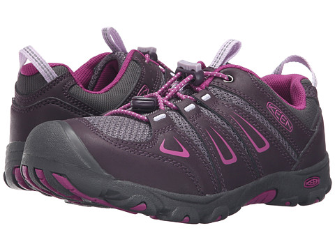 Keen Kids Oakridge Low (Little Kid/Big Kid) - Plum/Purple Wine