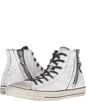 Converse by John Varvatos - Chuck Taylor® All Star® Side Zip Heavyweight Canvas Hi