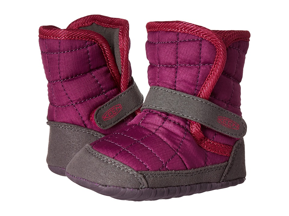 Keen Kids Rover Crib (Infant) (Purple Wine/Very Berry) Girls Shoes