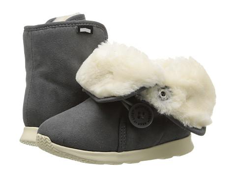 Native Kids Shoes Luna Child Boot (Toddler/Little Kid) - Dublin Grey/Bone White