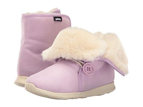 Native Kids Shoes Luna Junior Boot (Little Kid) - Sage Purple/Bone White