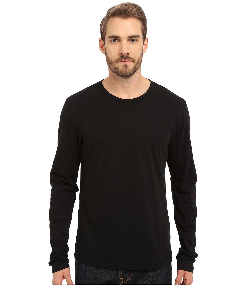 Alternative - Cotton Jersey Heritage Long Sleeve Shirt