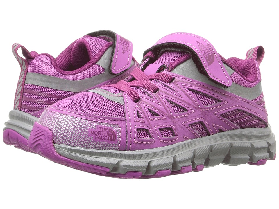 The North Face Kids - Endurance(Toddler/Little Kid) (Wisteria Purple/Lux Purple) Girls Shoes