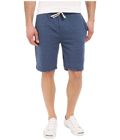 Alternative Eco Mock Twist French Terry Triple Double Shorts