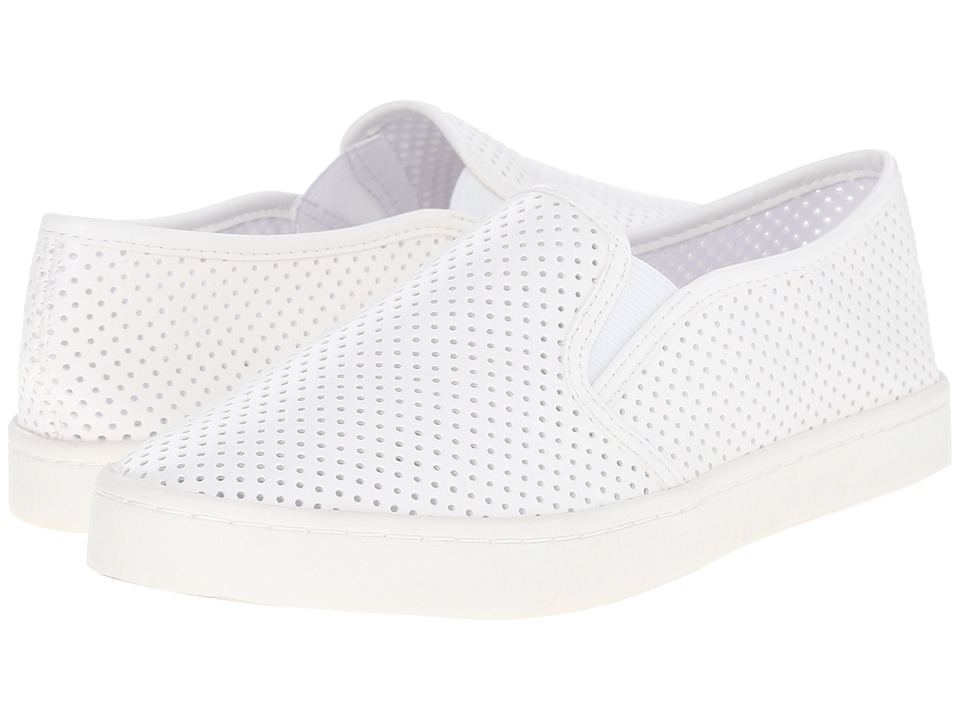 Report Arvey White Womens Shoes