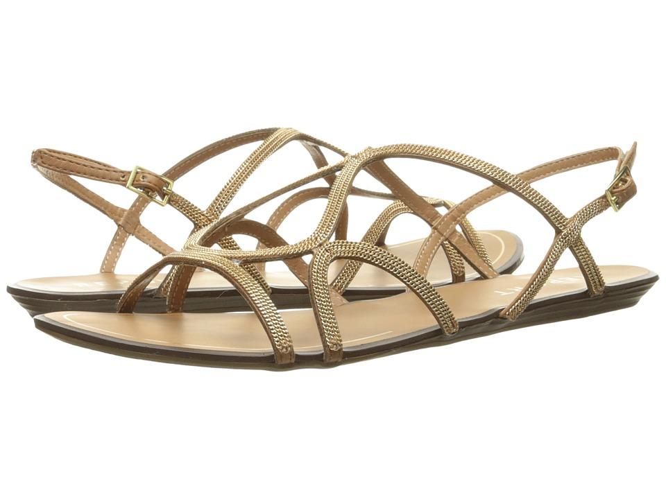 Report Locke Nude Womens Sandals